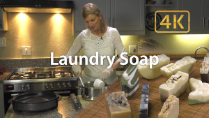 How to Make Natural Laundry Detergent and Dishsoap