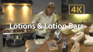 How to Make Lotion and Lotion Bars