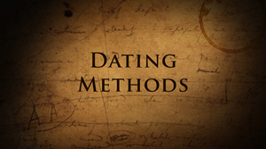 Dating Methods: Are They Accurate?