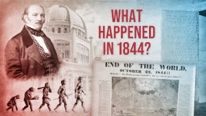 What Happened in 1844?