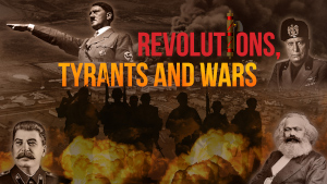 Are Revolutions in History Controlled?