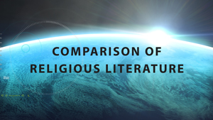 Comparing Religion: 'Holy' Writings