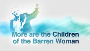 Barren Women in the Bible