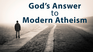 The Case Against Modern Atheism